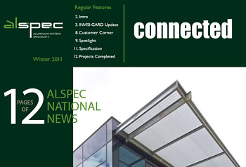 Connected Newsletter - Winter 2011