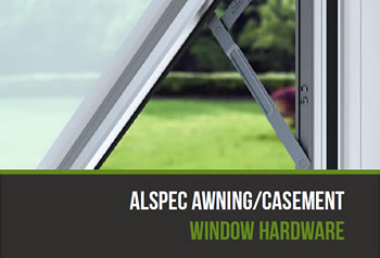 Alspec Awning & Casement Window Hardware