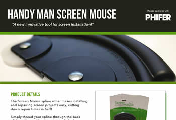 Handy Man Screen Mouse