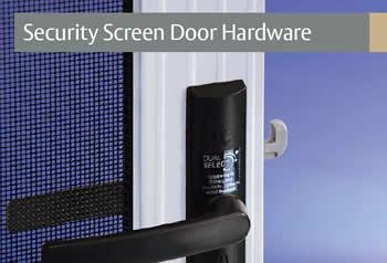 Hardware, door accessories, window accessories, framing accessories