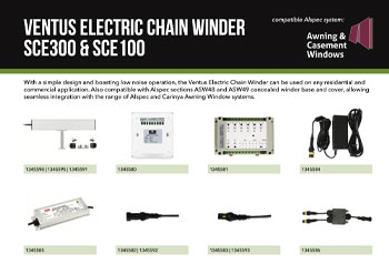 Ventus Electric Chain Winder