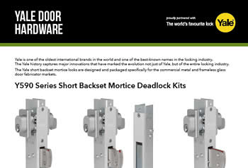 Yale Mortice Deadlock Kits