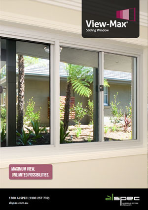 View-Max® Commercial Sliding Window