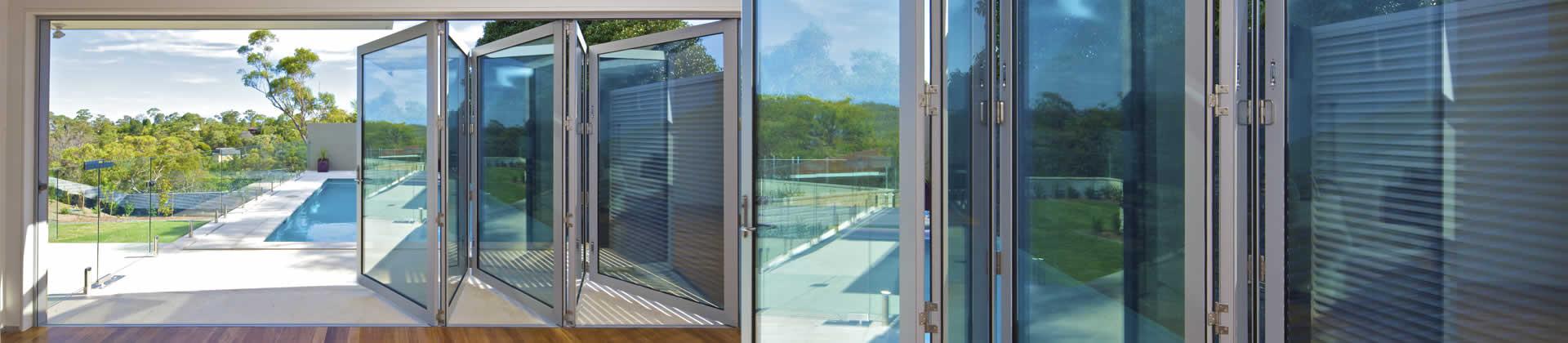 Hawkesbury Commercial Multi-Fold Door