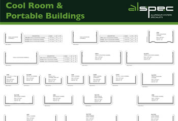 Cool Room & Portable Buildings Wall Chart
