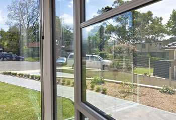 View-Max® Commercial Double Hung Window