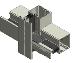 Glazing Framing Systems : Department of energy aluminum framing system requirements