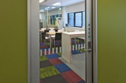 Swan 45mm Commercial Door
