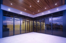 Swan Evo 45mm Commercial Shopfront Door