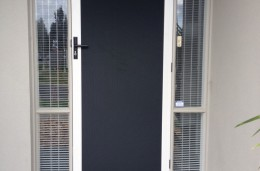 Vision-Gard Aluminium Security Screens